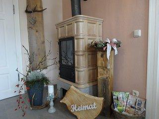 Moderne - gemütliche Ferienwohnung in einem 110 Jahre alten Haus im Jugendstil