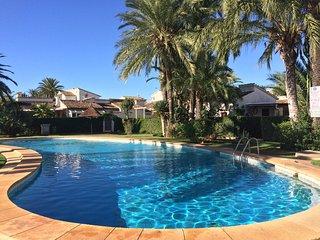 Ferienhaus Casa Caliu Denia - 100m vom Strand, Els Poblets