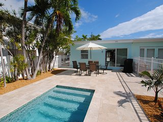 Private Pool & New Dock on Deep Canal - July 4th Open!, Key Colony Beach