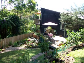 Self catering rooms in Keri Keri townhouse, Kerikeri