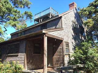 Madaket: Lovely 4 BR house on Nantucket - Fisher's Landing