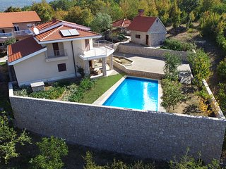 Holiday house Lwith pool - Lana, Imotski