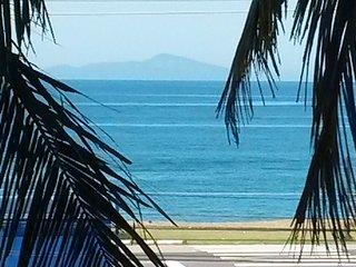 Apto Praia Massaguaçu - Caraguatatuba - De frente para o mar