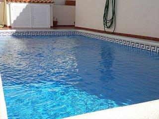 3-bedroom Bella Villa next to Callao Salvaje beach