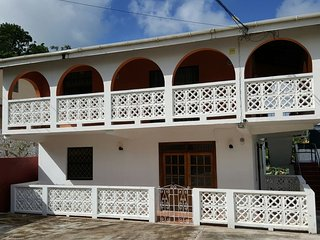 Apartment Patvale located in a quiet and friendly location, easy for transport, Castries