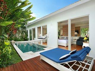 1 Bedroom Private Pool Villa in Seminyak