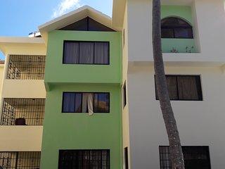 Apartamento cerca de playa, Riviera Punta Cana Eco travelers House, Bavaro