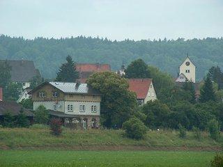 Ferienwohnung historischer Bahnhof - Romantik pur im Donautal (Nähe Sigmaringen), Inzigkofen