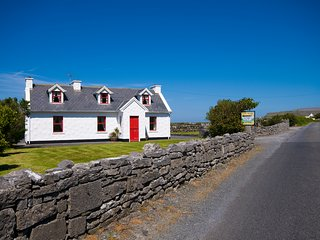 Fanore Holiday Cottage on the Wild Atlantic Way