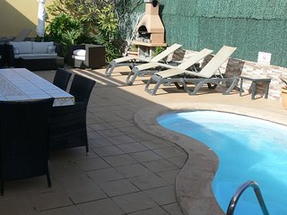 2/3 Bedroom Villa with optional Heated Pool, Corralejo