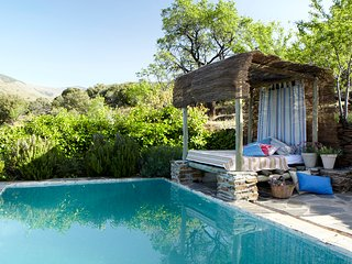 Secluded Stone Cottage, Laroles, Andalucia, Sierra Nevada Natural Park