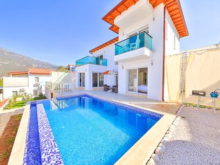 james 5 Holiday Villa With Private Swimming pool in Kaş Balayivilla com james 5
