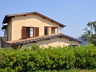 VILLA with OUTSTANDING VIEW of PORTO AZZURRO'S gulf , big garden , great RELAX