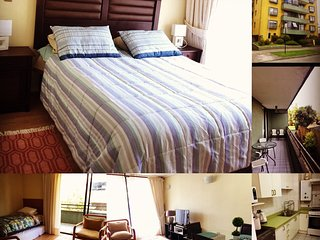 Apartamentos MVM Amoblados, Temuco