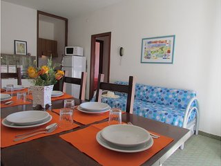 Nice Apartment Near the Beach - Airco - Covered Parking - Beach Place, Bibione