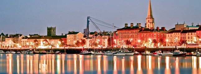 Waterford City - Ireland's oldest City steeped in medieval history.