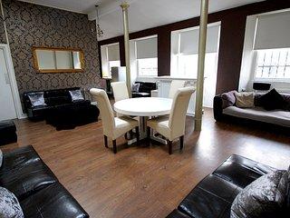 Hanover Grande Edinburgh Apartment 28 Beds