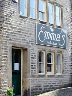 Emma's Tea Parlour in Holmfirth