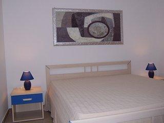 Appartamento Blu Marino a 50 metri dal Mare cristallino di Novaglie