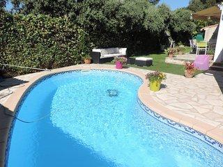 Villa au coeur de la Provence avec piscine