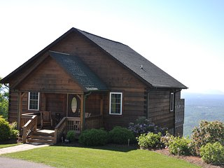 Luxurious Blue Ridge Cabin With Breathtaking View From Hot Tub, Fancy Gap