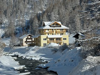 Two bed apartment sleeps 6 near Solden, Zwieselstein