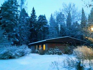 Aulanko Nature Reserve house, Haemeenlinna