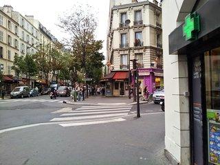 appartement de charme au pied de Montmartre
