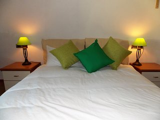 Spacious bedrooms in a quiet place with excellent buffet-breakfast