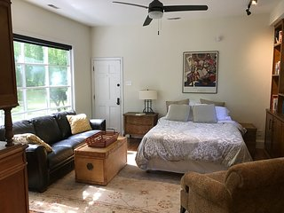 Luxurious Studio - Walk or Bike to Franklin Street and UNC!, Chapel Hill