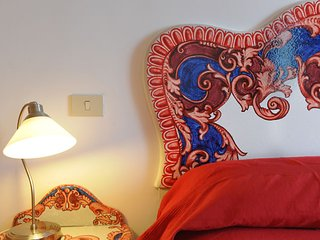 Casa Ventura Rosso - near to the beach, parking, WIFI