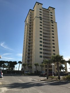 Directly on the Gulf of Mexico with only three condos per floor with two high speed elevators