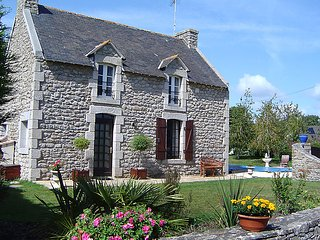 4 bedroom Villa in Tregunc, Brittany   Southern, France : ref 2011834