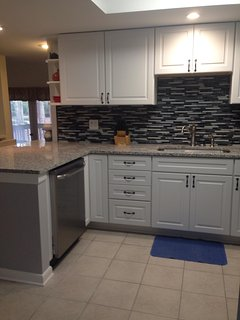 Brand new kitchen, new stainless appliances , granite counter tops  Dec. 2016