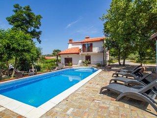 5 bedroom Villa in Labin, Istria, Croatia : ref 2045233