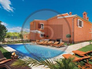 4 bedroom Villa in Krnica, Istria, Croatia : ref 2095598