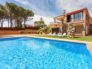 4 bedroom Villa in Sant Antoni de Calonge, Catalonia, Spain : ref 5061264
