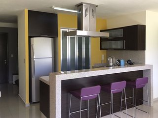 Departamento de lujo excelente ubicacion/ Delux apartment, great location