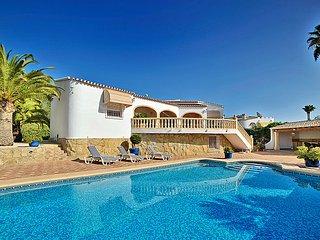 3 bedroom Villa in Xabia, Valencia, Spain : ref 5044526