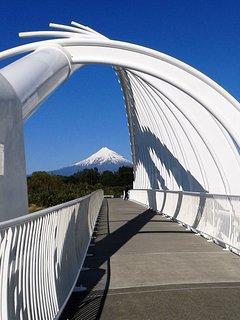 Te Rewa Rewa Bridge, Fitzroy