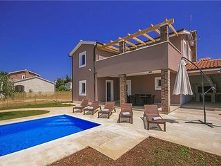 4 bedroom Villa in Kastelir, Istria, Croatia : ref 2373363