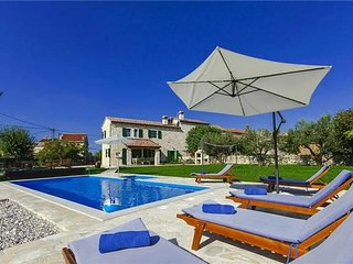 4 bedroom Villa in Barat, Istria, Croatia : ref 2375068