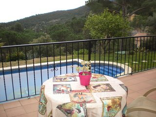 Bed & Breakfast en Tiffany, con piscina,  Calonge, Costa Brava
