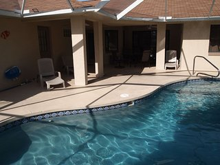 Beach & Pool Vacation Home near Daytona, Ormond Beach