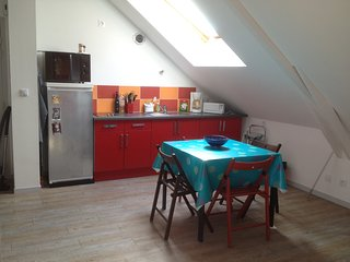 Appartement T2  45 m2, Parking Gratuit