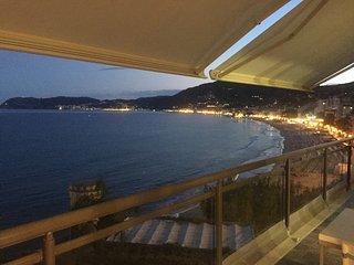 favoloso appartamento sul mare, Alassio