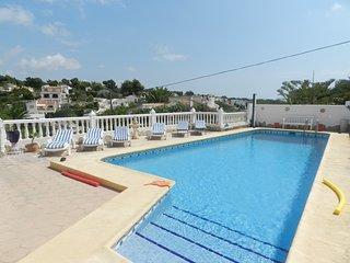 Casa Catalina Ferienhaus für 4 Personen in Benissa!