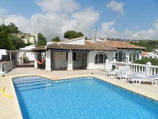 Casa Catalina Ferienhaus fur 4 Personen in Benissa!