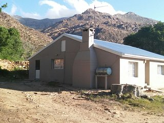 Seweweekspoort Accommodation Sandrivier Cottage on the farm Zandrivier