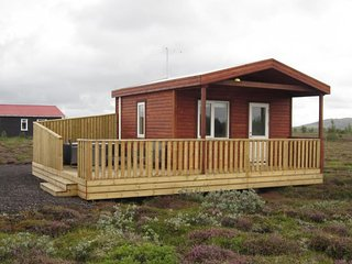 Golden Circle Cabin with hot tub #20, Skalholt